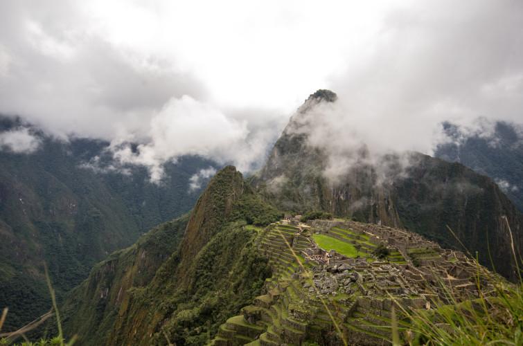 Peru - Machu Picchu Timelapse