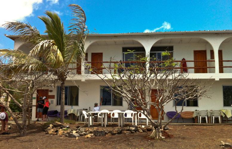 Wittmer Hotel on Floreana Island
