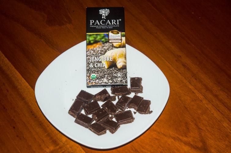 Pacari Ginger & Chia Flavor