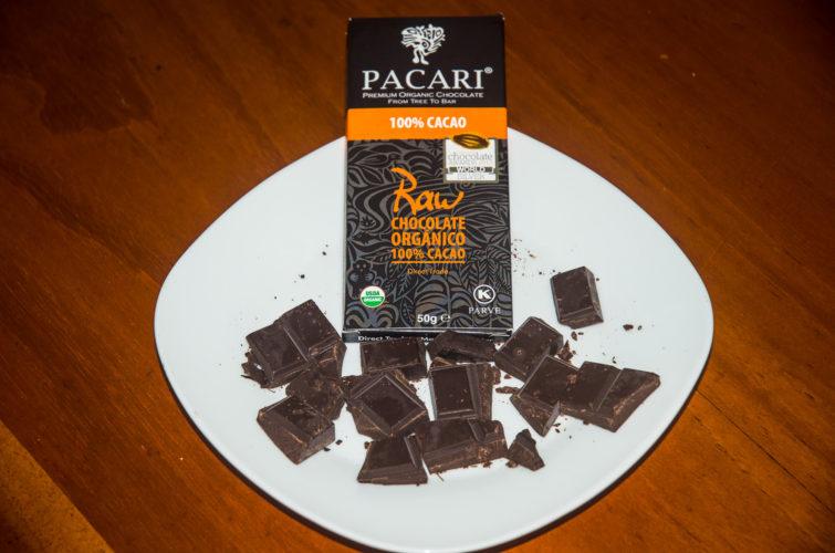 Pacari 100% Cacao