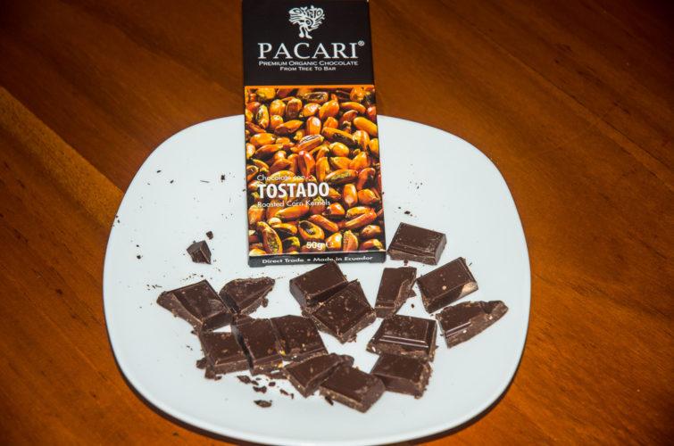 Pacari Tostado Flavor Chocolate