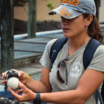 Jessica - Galapagos Naturalist Guide