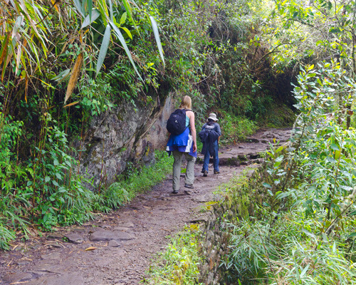 Inca Bridge Hike